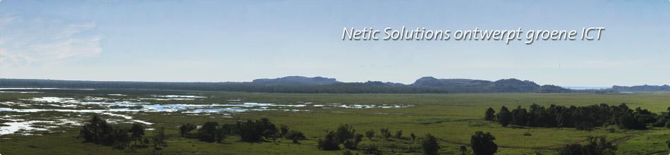 Netic Solutions ontwerpt groene ICT